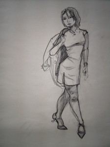 Fifteen Minute Pose