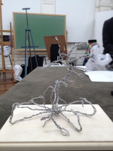 Octo-Dragon Wire Frame 03