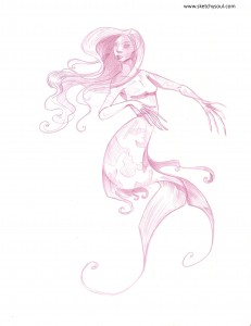 Version 03: Mermaid