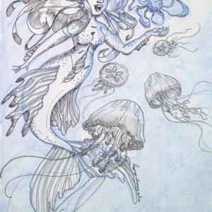 Queen of the jellies