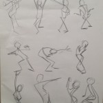 10 second drawings
