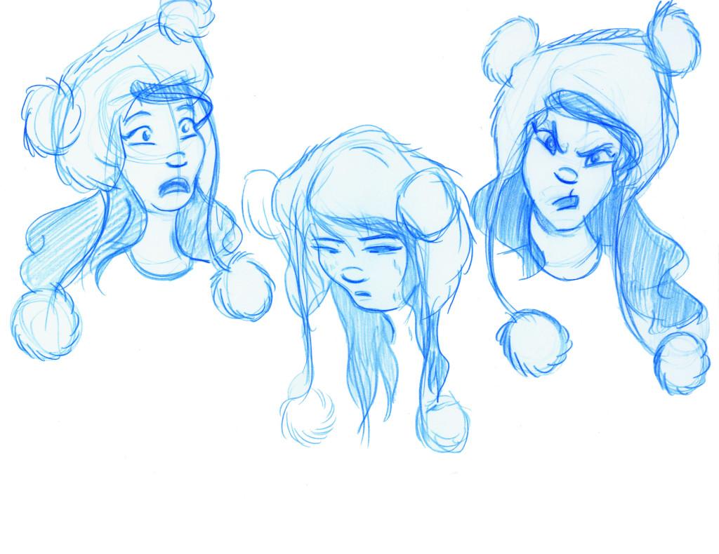 Imogene expressions 1